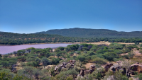 Private game reserve