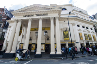 London lyceum lion king theatre musical