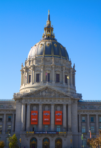 San Francisco dome