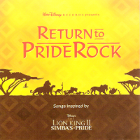Return to Pride Rock