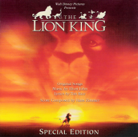 The Lion King Soundtrack SE
