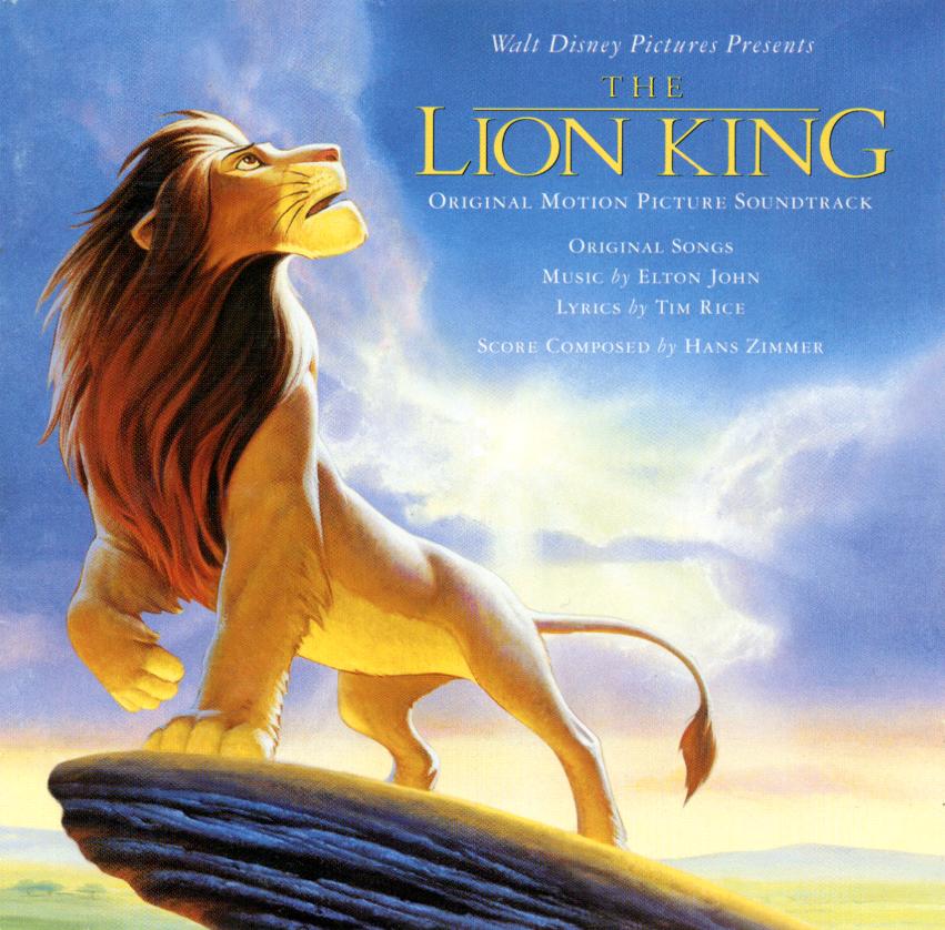 lion king 1/2 movie