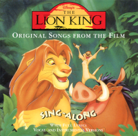 The Lion King Sing Along
