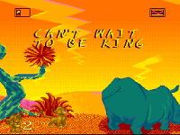 The Lion King Game Cant Wait to be King
