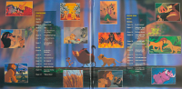 Lion King Laserdisc middle 			deluxe
